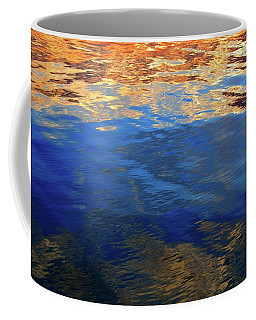 The Surface Is A Reflection  Coffee Mug