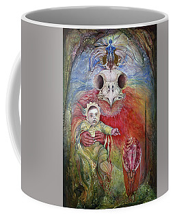 The Surrogate Mother-goddess Of Wisdom Coffee Mug
