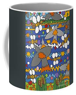 The Swallows Coffee Mug