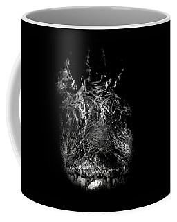 The Swamp King Coffee Mug by Mark Andrew Thomas