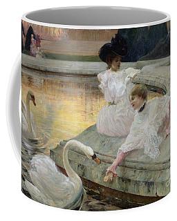 The Swans Coffee Mug