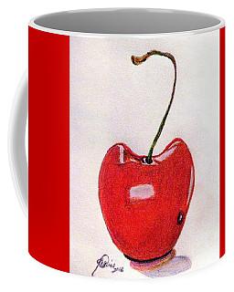 The Sweet Taste Of Summer Coffee Mug by Angela Davies