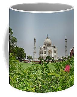 The Taj Mahal Coffee Mug