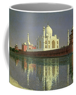 The Taj Mahal Coffee Mug