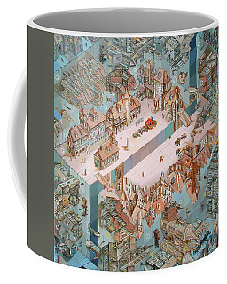The Tale Of The Lost Space Coffee Mug