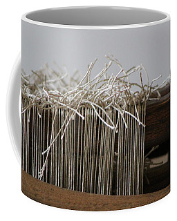 The Tales We Weave In Sepia Photograph Coffee Mug