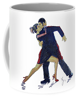 The Tango Coffee Mug