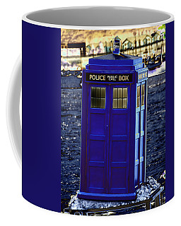 The Tardis Coffee Mug