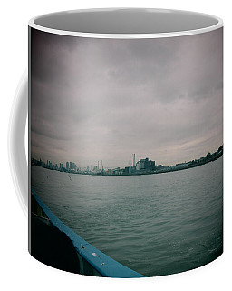 The Tate And Lyle From Woolwich Arsenal - London Coffee Mug by Mudiama Kammoh