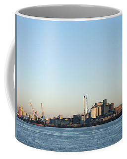 The Tate And Lyle Sugar Factory -silvertown - London Coffee Mug