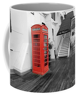 The Telephone Booth Coffee Mug