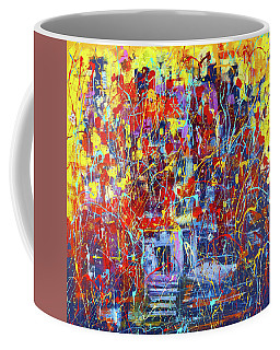 The Temple Coffee Mug