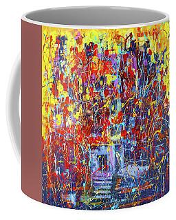 The Temple Coffee Mug