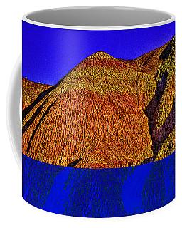The Tepees Up Close Coffee Mug