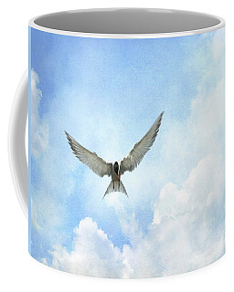 The Tern - Elegance In Flight Coffee Mug