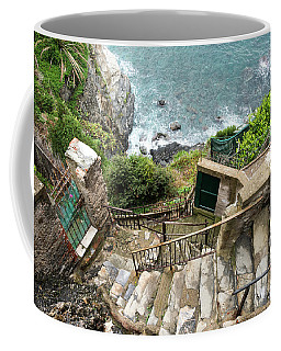 The Terrace Steps Coffee Mug