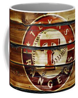 The Texas Rangers 1w Coffee Mug