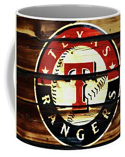 The Texas Rangers 2w Coffee Mug