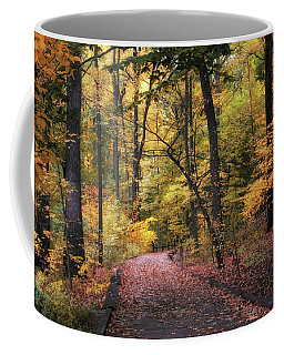 Coffee Mug featuring the photograph The Thain Forest by Jessica Jenney