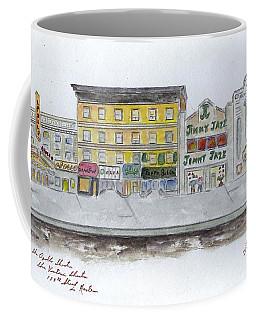 Theatre's Of Harlem's 125th Street Coffee Mug