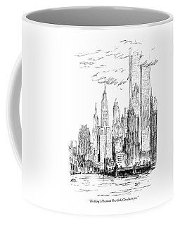 The Thing I Like About New York Coffee Mug