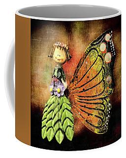 The Thing Coffee Mug by Lewis Mann