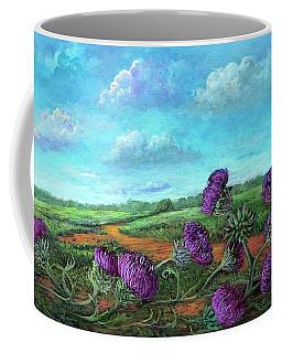 The Thistles Los Cardos Coffee Mug