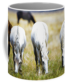 The Three Amigos Grazing Coffee Mug