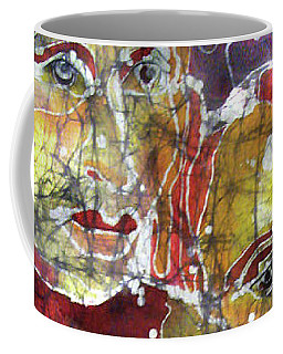The Three Muses Coffee Mug