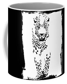 The Three Musketeers - Leopard Coffee Mug