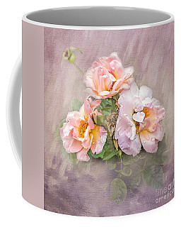 Coffee Mug featuring the photograph The Three Of Us by Betty LaRue