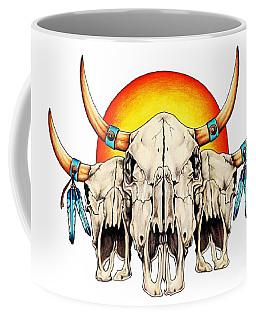 The Three Spirits Coffee Mug