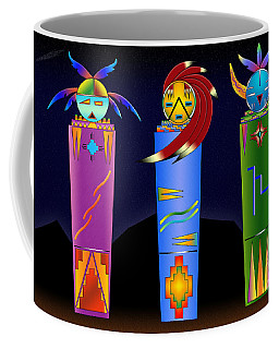The Three Spirits Coffee Mug