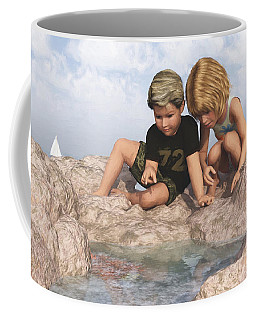 The Tide Pool Coffee Mug