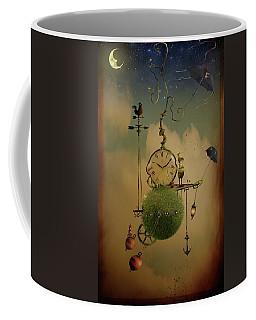 The Time Chasers Coffee Mug