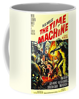 The Time Machine B Coffee Mug