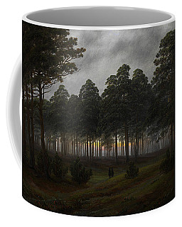 The Times Of Day - The Evening Coffee Mug
