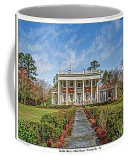 The Tisdale Manor Coffee Mug
