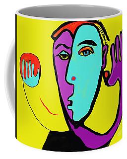 The Toss Coffee Mug