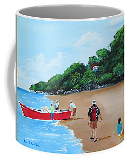 The Tourist Coffee Mug