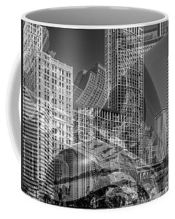The Tourists - Chicago II Coffee Mug