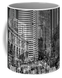 The Tourists - Chicago 03 Coffee Mug