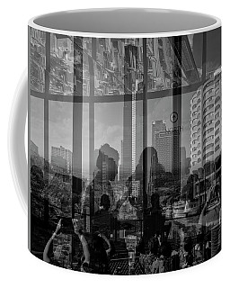 The Tourists - Chicago V Coffee Mug