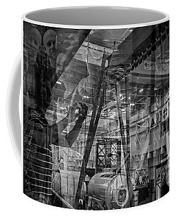 The Tourists - Houston Space Center Nasa Coffee Mug