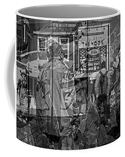 The Tourists - Pier 39 Coffee Mug