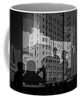 The Tourists - Sfmoma Coffee Mug