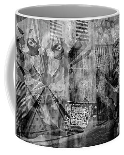 The Tourists - The Mission District Coffee Mug