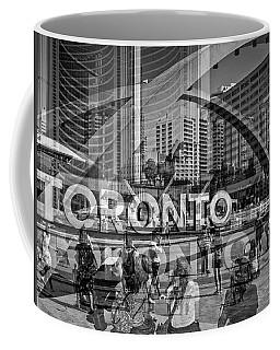 The Tourists - Toronto Coffee Mug