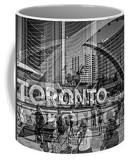 The Tourists - Toronto Coffee Mug