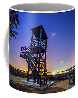 The Tower And The Stars Coffee Mug